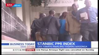 Stanbic Bank PMI index shows higher customer orders | Business Today