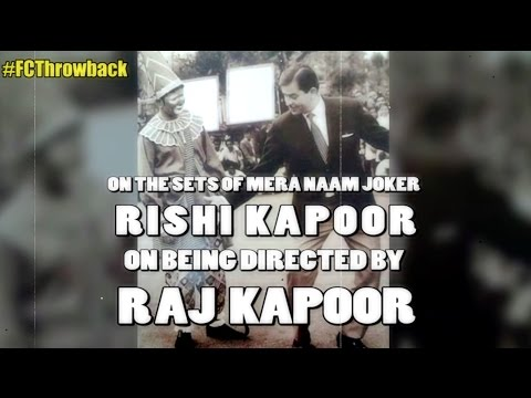 Rishi Kapoor on being directed by Raj Kapoor Mp3