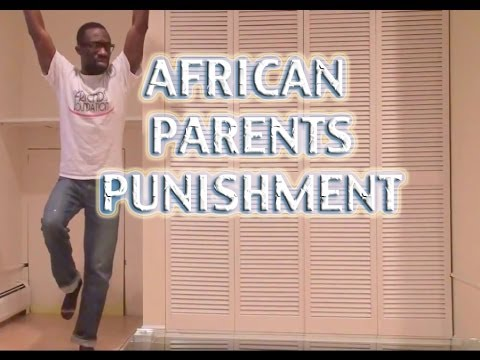 Typical Parents Punishment  vs. African Parents Punishment