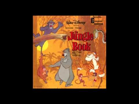 The Jungle Book LP (1967)