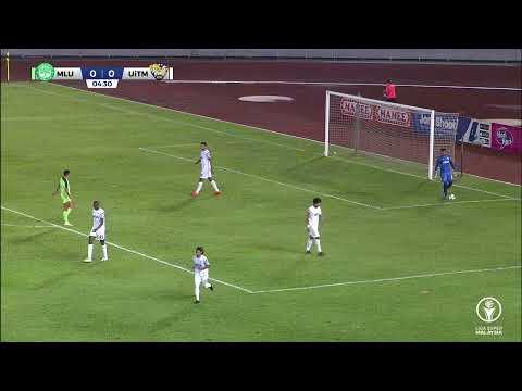 MELAKA UNITED FC 1-1 UITM FC LS19 / MFL MATCH HIGHLIGHTS 2021