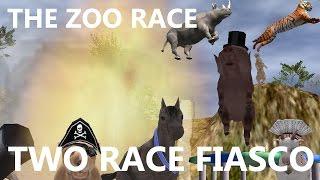 The Zoo Race - Two race fiasco