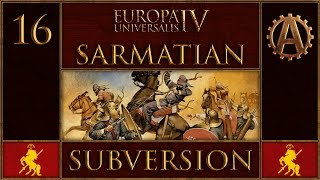 EUIV Extended Timeline Sarmatian Subversion 16