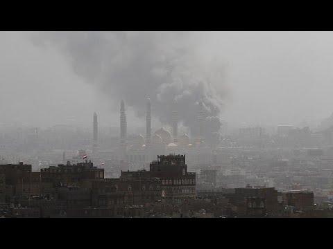 انخفاض الضربات الجوية لتحالف تقوده السعودية على اليمن بنسبة 80% …  - نشر قبل 49 دقيقة