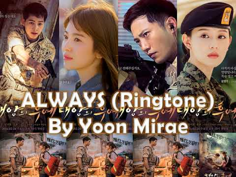Always by Yoon Mirae (DOTS) MV Ringtone