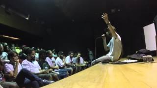 Fórum do Reggae - 1º Encontro - Ivan Tchagas
