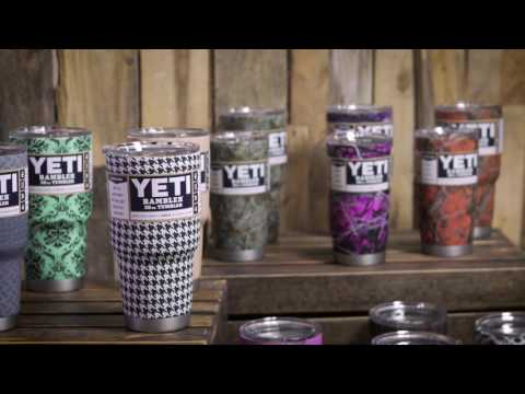 Eagle Eye Outfitters Custom Yeti Cups