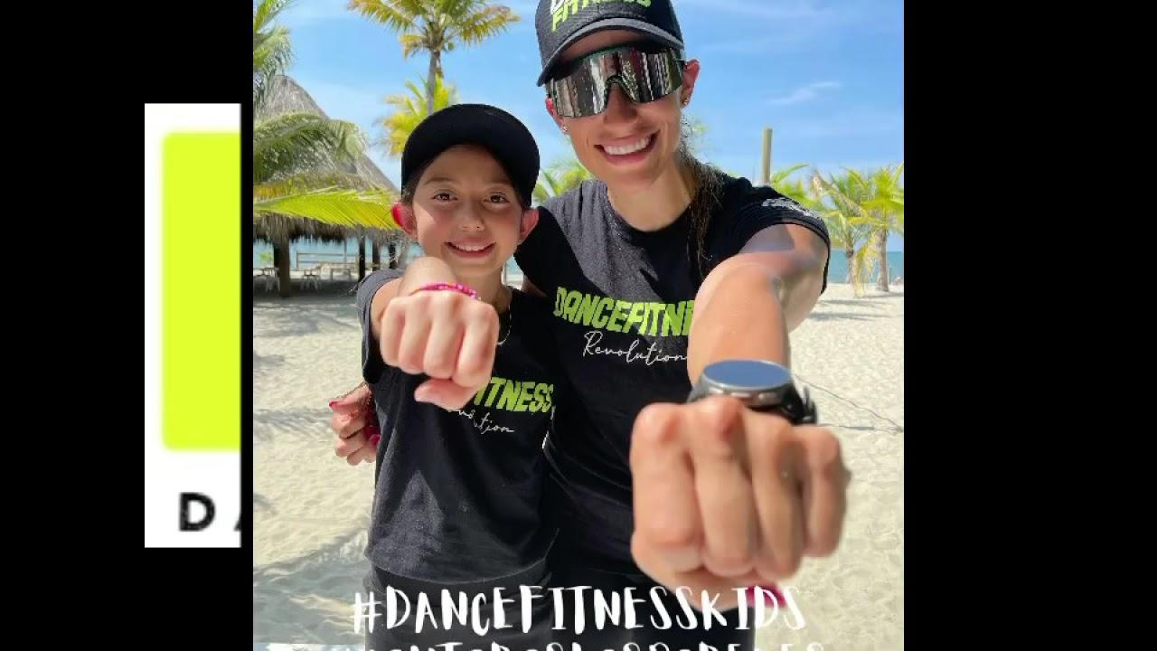 Full body Dance Fitness kids