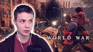 OLMIX СМОТРИТ: WORLD WAR Z Zombie Game 2019