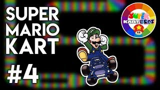 Mario Kart Marathon Episode 4: Seizure Man!