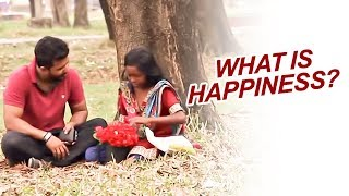 Share your happiness with the world, give other people that happine...