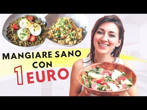 mangiare-con-1€---3-piatti-sani,-veloci-ed-economici-|-ricette-sane-e-veloci