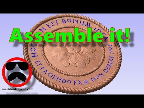 Assembling A Composite 3D Model -  Part 6 – 3D Carving For Absolute Beginners