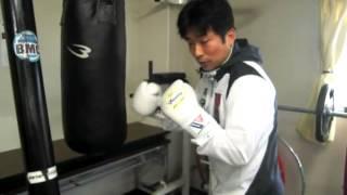 サンドバッグ(小)練習方法 フリートレーニングのススメ ボクシング&スポーツジムBMC thumbnail