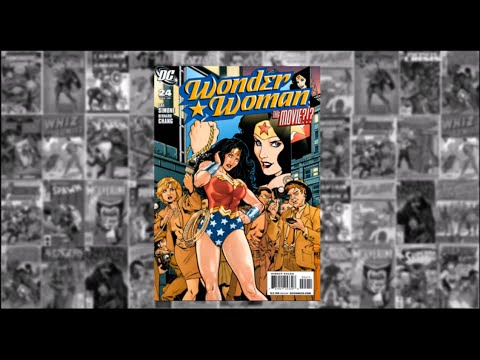 "A Star In The heavens  Part 1 of 2, ""Celebrity"" -  Wonder Woman vol 3 #24"