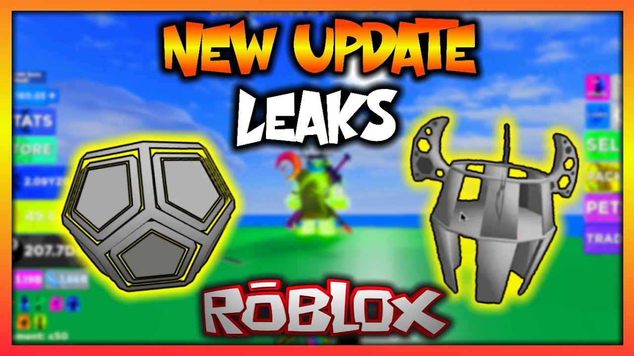 Roblox Game Leaks Pack Ninja Legends Update Leaks Roblox
