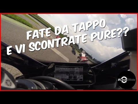 TAMPONAMENTI IN PISTA - Circuito di Franciacorta