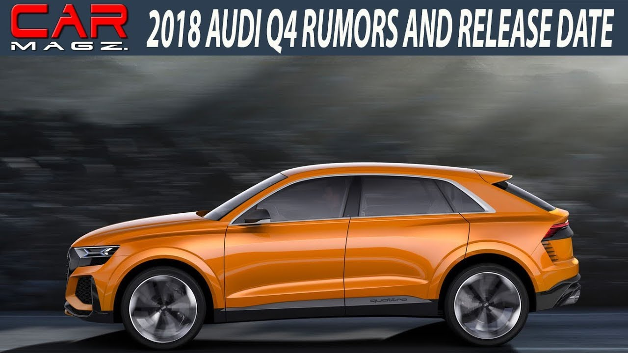 Audi Q SUV Price And Review YouTube - Audi q4