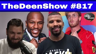 Badou Jack's Thoughts On Floyd Mayweather Vs Logan Paul, KSI, Mike Tyson + More - TheDeenShow #817
