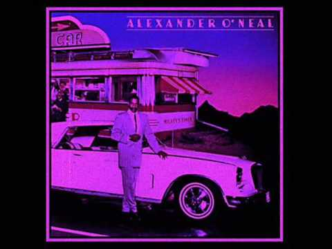Alexander O'Neal - If You Were Here Tonite Chopped and Screwed