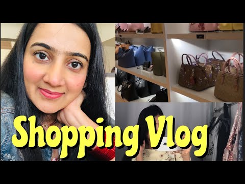 Shopping In Montreal Vlog | Premium Outlets Montreal
