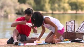 Power Ranger Dino Charge | Tyler y Shelby dia de campo - Capitulo 19