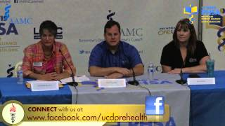 Physician Assistant Admissions Panel #2 (2014)