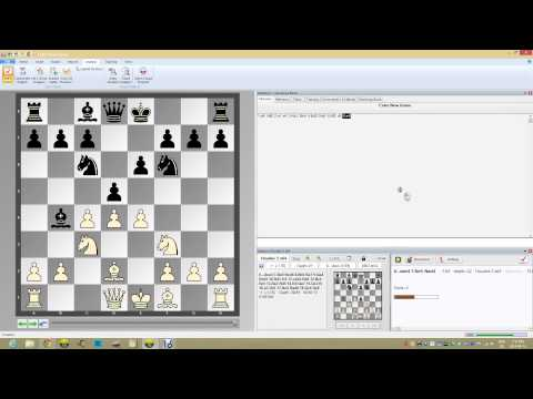 ChessBase 12 Tips on Entering Your Own Games