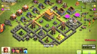 spécial 100ème vidéo: Clash of clans présentation de mon village et de mon clan