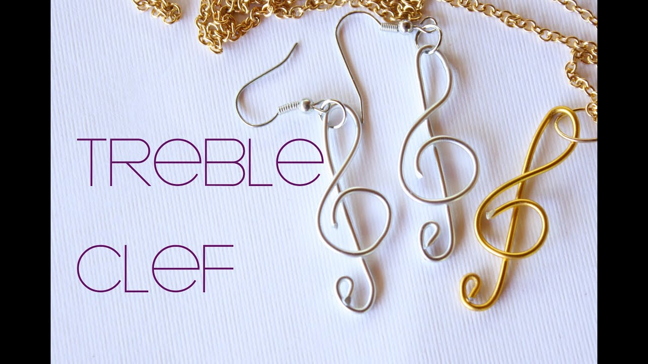 necklace treble bling note pendant musical cz music silver jewelry yc sterling whimsical clef