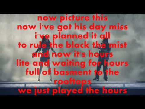 Tinchy Stryder Feat. Melanie Fiona - Let It Rain + Lyrics