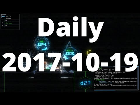 Duskers - Daily Challenge 2017-10-19