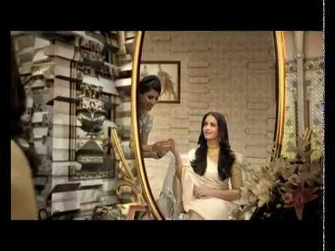 Kalyan Jewellers - Sankalp Bridal Collection. - YouTube  Davanam