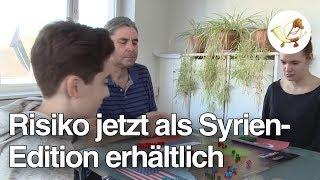 Risiko jetzt auch als Syrien-Edition erhältlich