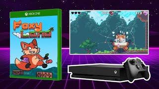 FoxyLand Gameplay - Xbox One X - Easy 1000G Achievements