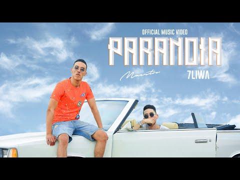 MAESTRO - Paranoïa Feat. 7liwa (Prod by Nabz & Slembeatz)