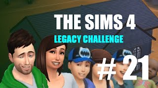 The Sims 4 Legacy Challenge: Part 21 - Taco Casserole