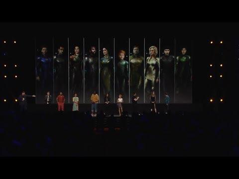 Marvel Studios D23 Expo Panel | Black Panther 2 & Eternals