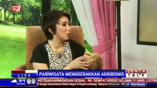 Lunch Talk: Pariwisata Gerakkan Agribisnis #2