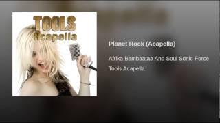 Planet Rock (Acapella)