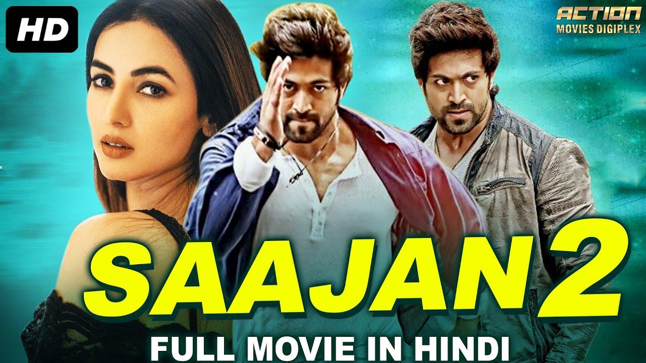 SAAJAN 2 - Hindi Dubbed Full Action Romantic Movie   South Indian Movies Dubbed In Hindi Full Movie