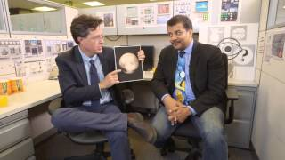Stephen Colbert Argues With Neil deGrasse Tyson If Pluto Is A Planet