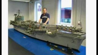 Awsome Lego Boats!