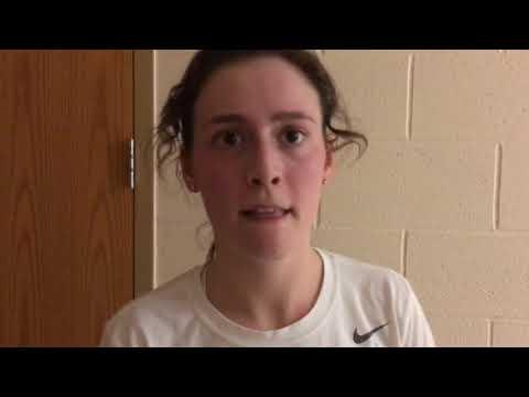 Sophia Wiard discusses big fourth quarter