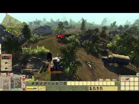 MoW: CH Crazy German Tank Mission