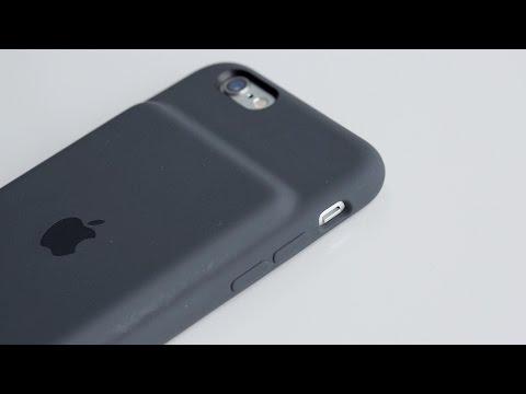 Apple lanza una funda con batería para el iPhone 6 y 6s