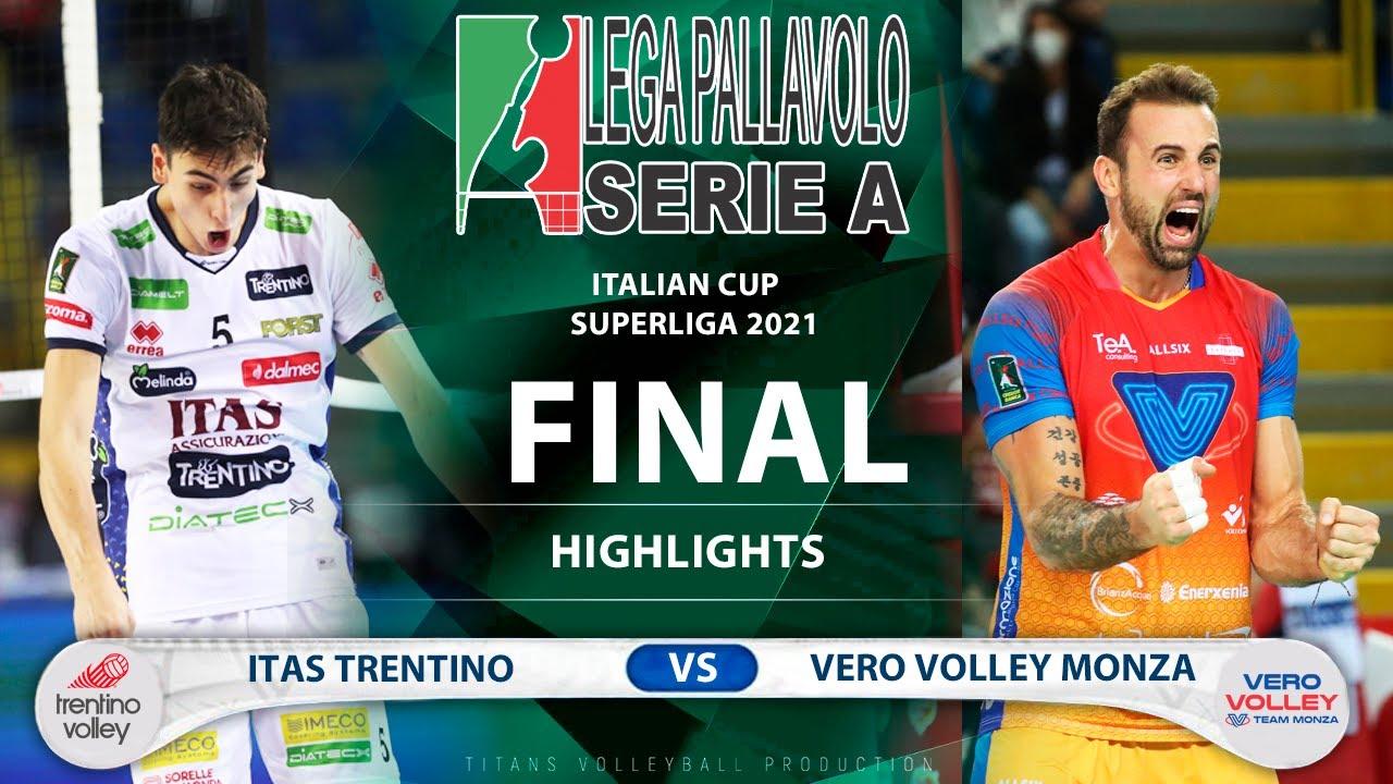 Download FINAL - Itas Trentino vs Vero Volley Monza | Highlights - Italian Super Cup 2021 (HD)
