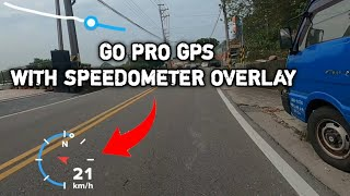 TRYING THE GO PRO 8 GPS