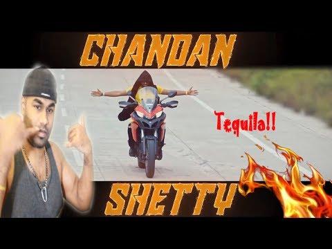 TEQUILA - Kannada Rapper Chandan Shetty ft. Shalni Gowda.|TELUGU REACTION TO KANNADA VIDEO