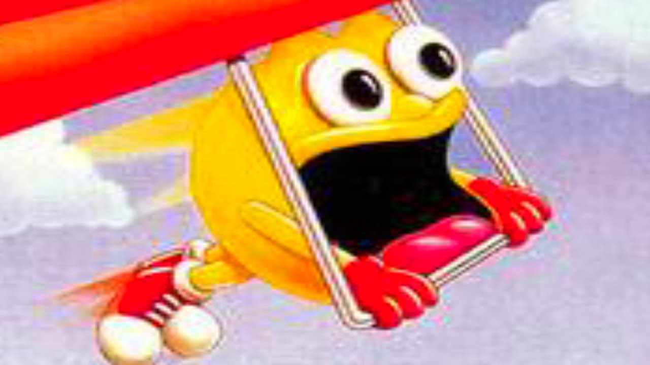 i played Pac-Man World 2